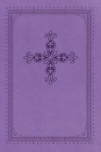 NKJV, Ultraslim Bible, Imitation Leather, Purple, Indexed, Red Letter Edition - Thomas Nelson - cover