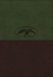 Duck Commander Faith and Family Bible-NKJV-Executive Signature - Thomas Nelson - cover