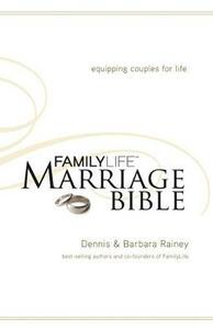 NKJV, FamilyLife Marriage Bible, Hardcover: Equipping Couples for Life - cover