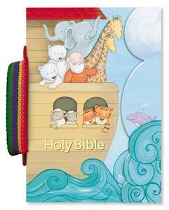 My Rainbow Promise Bible - Zondervan - cover