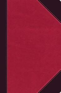 NKJV, Ultraslim Reference Bible, Leathersoft, Pink, Indexed, Red Letter Edition - Thomas Nelson - cover