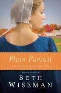 Plain Pursuit - Beth Wiseman - cover