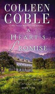 A Heart's Promise - Colleen Coble - cover