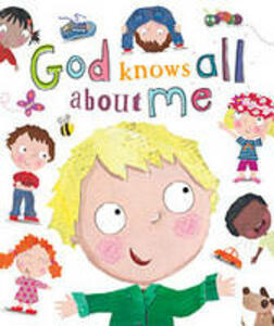 God Knows All about Me - Thomas Nelson Publishers - cover