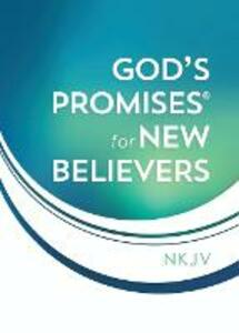 God's Promises for New Believers - Jack Countryman - cover