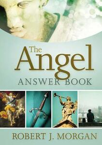 The Angel Answer Book - Robert Morgan - cover