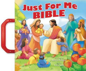 Just for Me Bible - Thomas Nelson - cover