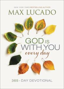 God Is With You Every Day - Max Lucado - cover