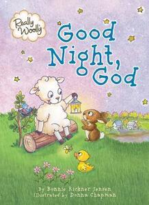 Really Woolly Good Night, God - DaySpring,Bonnie Rickner Jensen - cover