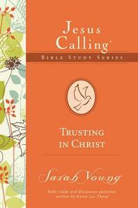 Trusting in Christ - Sarah Young - cover