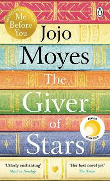 The Giver of Stars - Jojo Moyes - cover