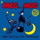 Libro in inglese Meg and Mog Helen Nicoll Jan Pienkowski