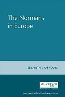 The Normans in Europe - Elisabeth M. C. Van-Houts - cover