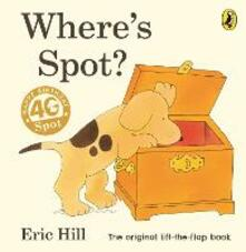 Where's Spot? - Eric Hill - cover