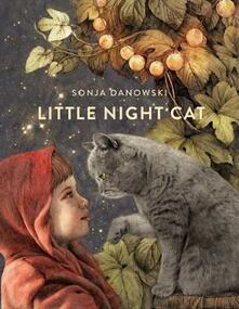 Little Night Cat - Sonja Danowski - cover