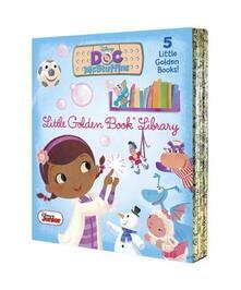 Doc McStuffins Little Golden Book Library (Disney Junior: Doc McStuffins) - Various - cover