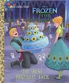 Libro in inglese The Best Birthday Ever (Disney Frozen) Rico Green