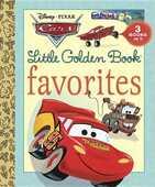 Libro in inglese Cars Little Golden Book Favorites (Disney/Pixar Cars) Various