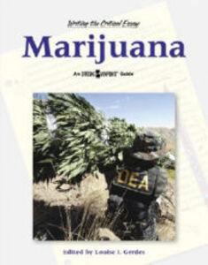 Libro in inglese Marijuana