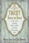 Libro in inglese Tarot Face to Face: Using the Cards in Your Everyday Life Marcus Katz Tali Goodwin