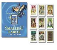 Libro in inglese Smallest Tarot in the World Lo Scarabeo