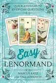 Libro in inglese Easy Lenormand: Quick Answers to Everyday Questions Marcus Katz Tali Goodwin