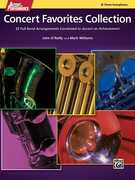 Libro in inglese Accent on Performance Concert Favorites Collection: 22 Full Band Arrangements Correlated to Accent on Achievement (Tenor Saxophone)