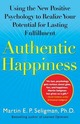 Authentic Happiness: Usi