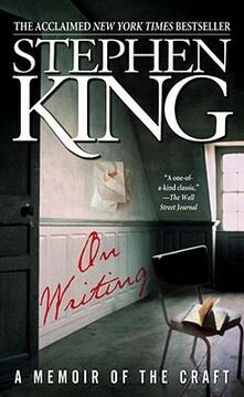 On Writing: A Memoir of the Craft - Stephen King - cover