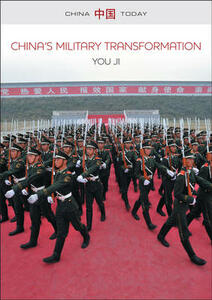 China's Military Transformation - You Ji - cover