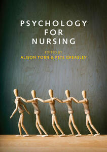 Psychology for Nursing - cover