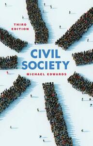 Civil Society - Michael Edwards - cover