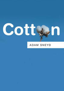 Cotton - Adam Sneyd - cover