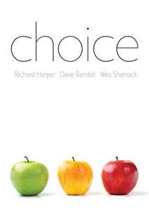 Choice - Richard Harper,Dave Randall,Wes Sharrock - cover