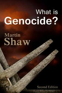 What is Genocide? - Martin Shaw - cover