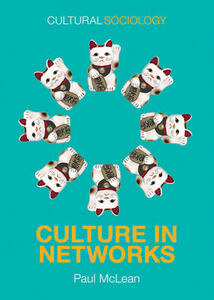 Culture in Networks - Paul McLean - cover