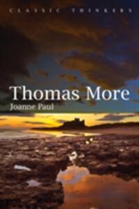 Thomas More - Joanne Paul - cover