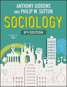 Sociology - Anthony Giddens,Philip W. Sutton - cover