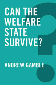 Can the Welfare State Survive? - Andrew Gamble - cover