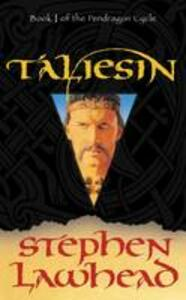 Taliesin - Stephen Lawhead - cover