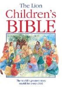 The Lion Children's Bible - Pat Alexander - cover
