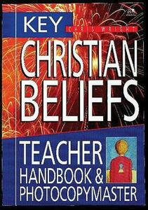 Key Christian Beliefs - Chris Wright - cover