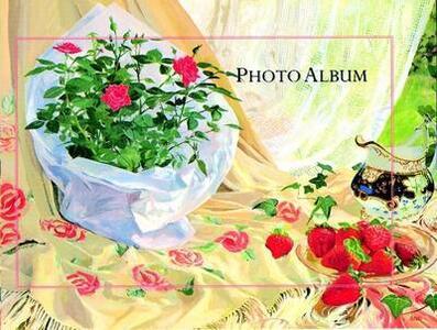 Wedding Photo Album - Sue Pontefract - cover