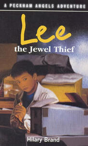 Lee the Jewel Thief - Hilary Brand - cover
