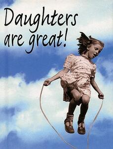 Daughters are Great! - Lion Hudson UK - cover
