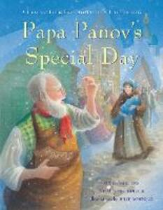 Papa Panov's Special Day - cover