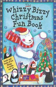 Whizzy Bizzy Christmas Fun Book - cover