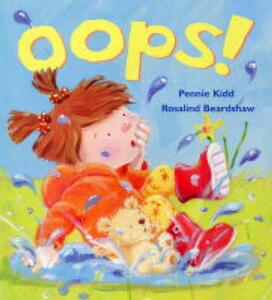 Oops! - Pennie Kidd - cover