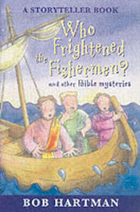 Who Frightened the Fishermen? - Simone Abel - cover