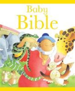 Baby Bible - Sarah Toulmin - cover